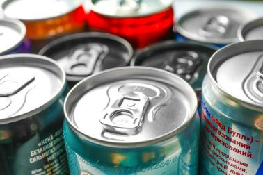 Los riesgos del consumo de bebidas energéticas
