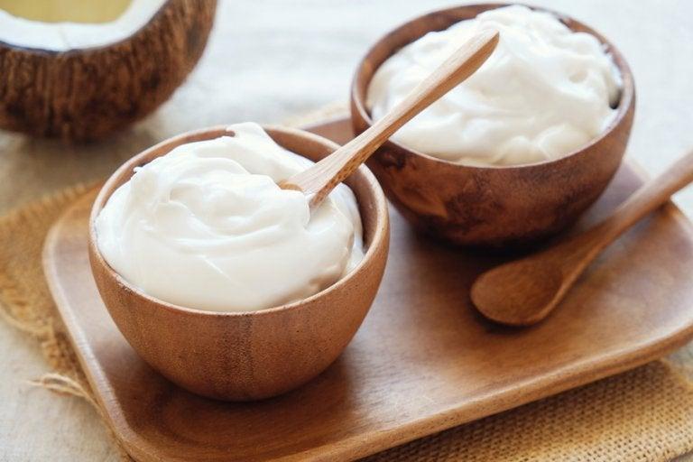¿Cuáles son los aportes del yogur?
