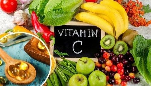 Cómo obtener vitamina C sin consumir naranjas