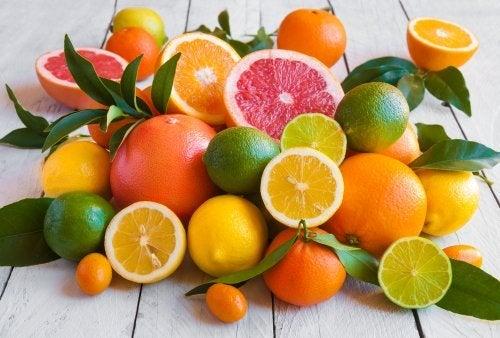 Las frutas más beneficiosas para los pulmones