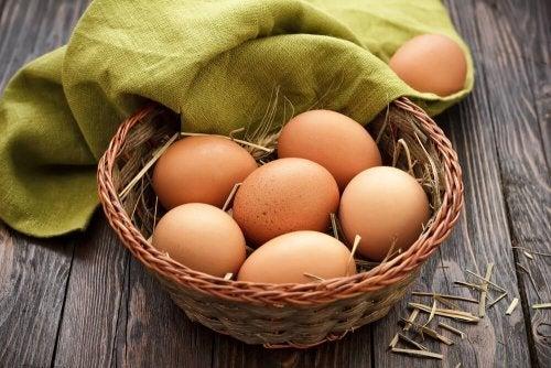 Los beneficios del huevo para el cabello