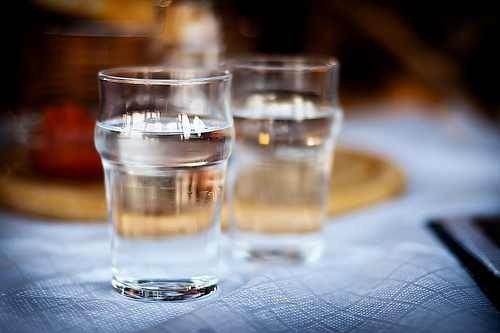Los beneficios del agua para el organismo