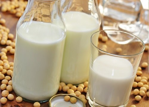 La leche de soja y sus beneficios para el organismo