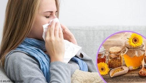Remedios naturales para el resfriado