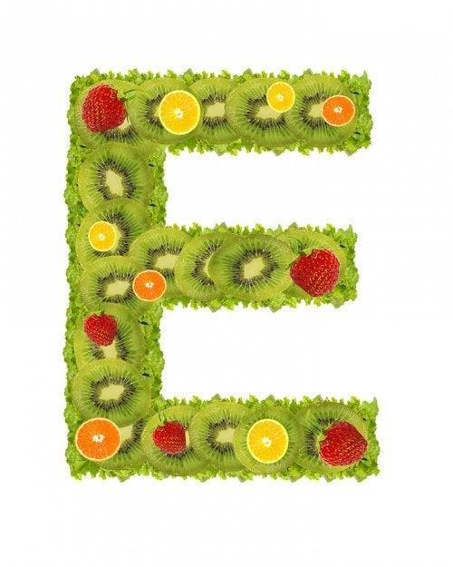 Alimentos que aportan la vitamina E