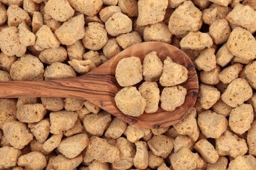¿Qué es la proteína vegetal texturizada?