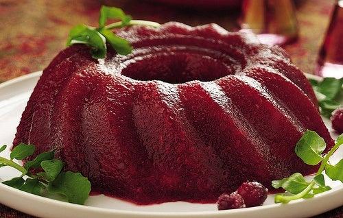 La gelatina, un alimento recomendable