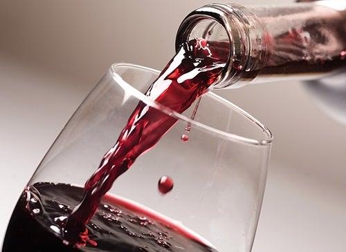 Las ventajas de beber vino cada día