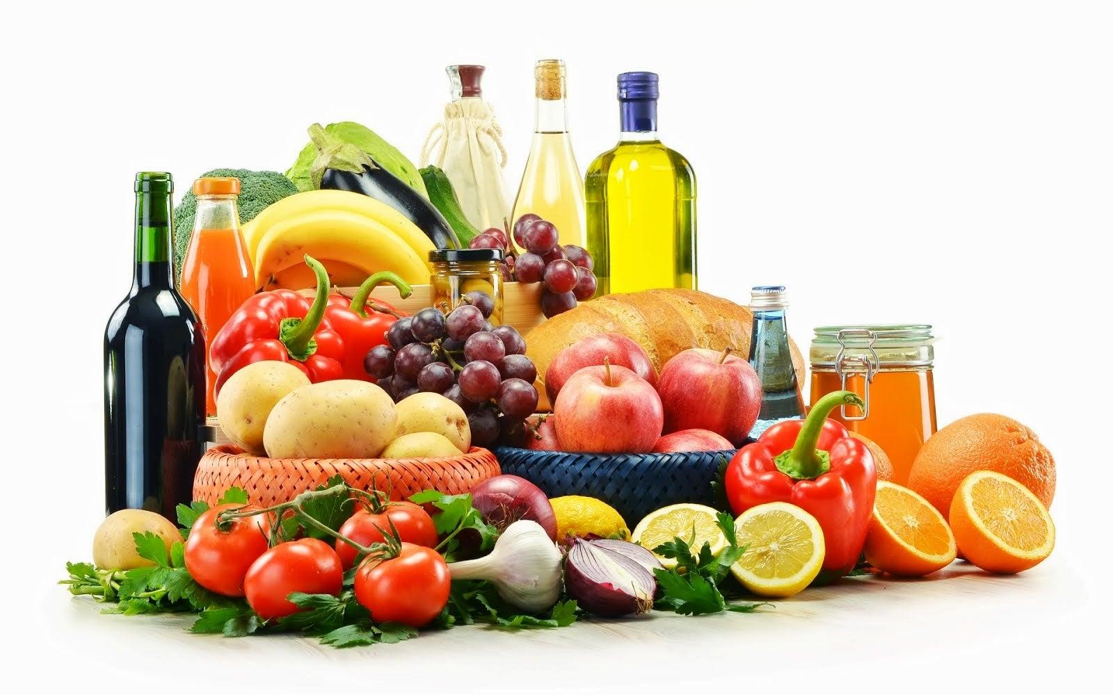 Dieta Mediterranea productos
