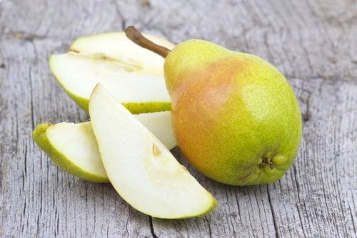 Recetas deliciosas con pera