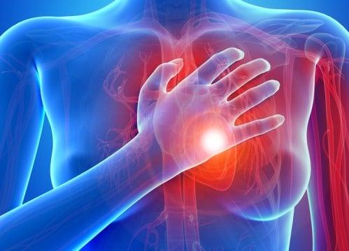 Síntomas de las principales enfermedades cardíacas en mujeres