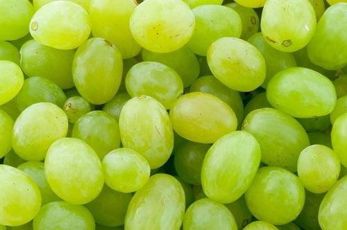 Beneficios anti-envejecimiento y curativos de las uvas