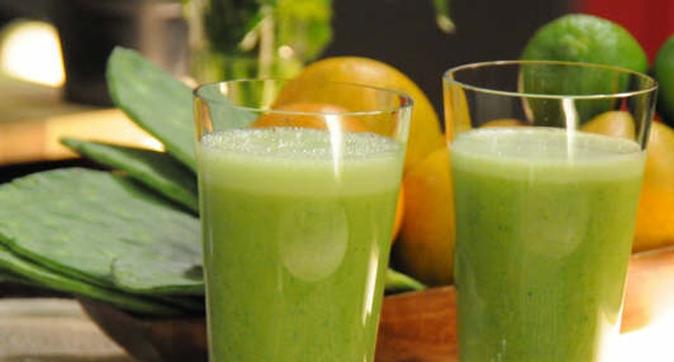 5 aguas cítricas que te bajan de peso