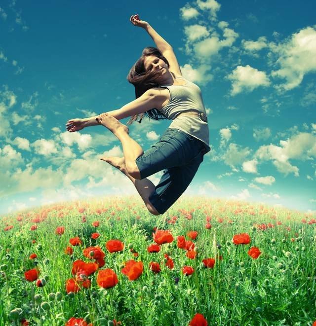 Sigue lo que te hace feliz y cambia lo que te hace infeliz