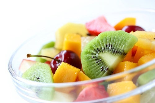 ¿Cuándo es el momento adecuado para consumir frutas?