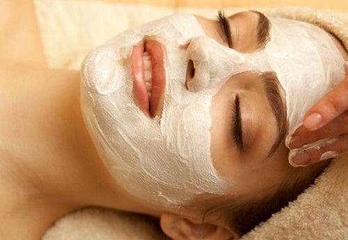 Tips de salud y belleza con yogur natural