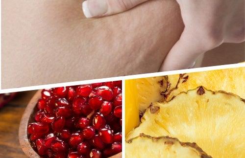 ¿Existen frutas para reducir la celulitis?