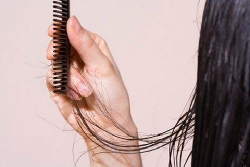 5 modos de evitar la caída del cabello