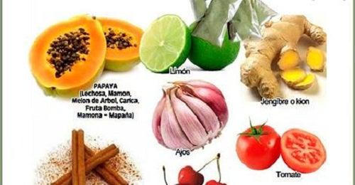 Los 6 mejores alimentos antiinflamatorios