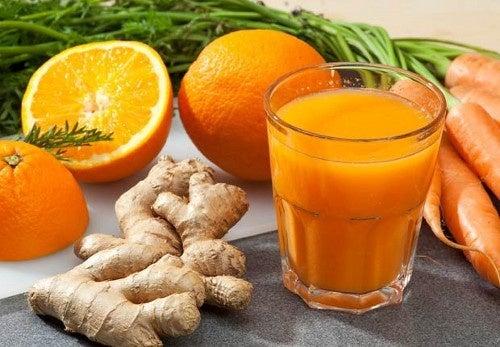 3 combinaciones frutales para perder peso