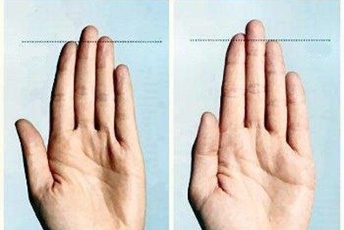 8 cosas que tus dedos reflejan sobre tu salud