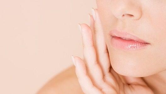 Cierra los poros de la piel fácilmente