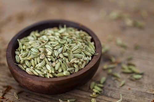 3 maneras de tomar semillas de hinojo para adelgazar