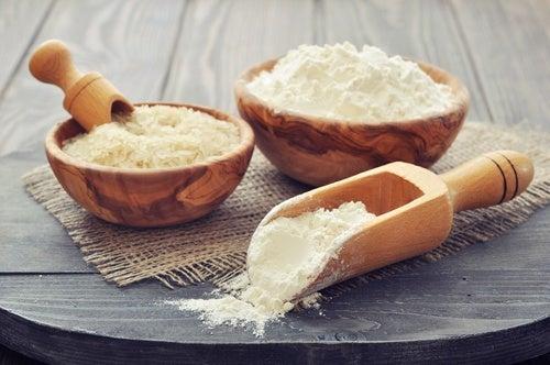 8 razones por las que deberías incluir harina de arroz integral en tu dieta