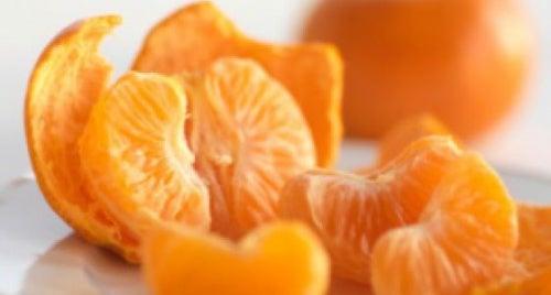 ¿Sabías que la cáscara de mandarina puede ayudar a prevenir el cáncer?
