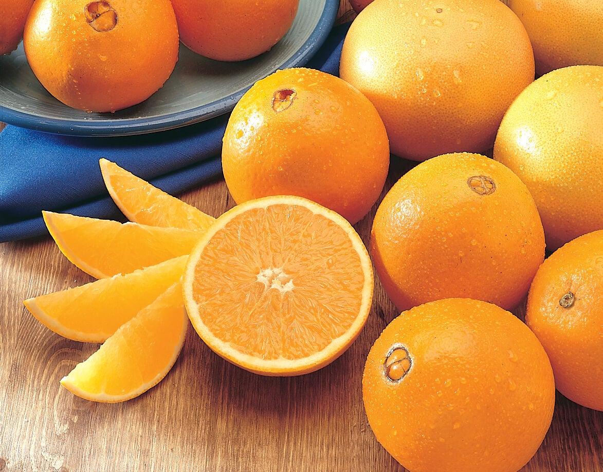 Naranjas para fortalecer tendones y ligamentos
