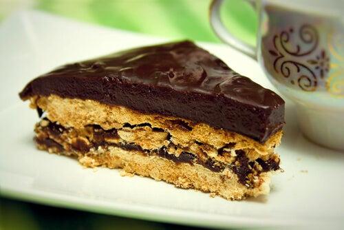 Marquesa de chocolate