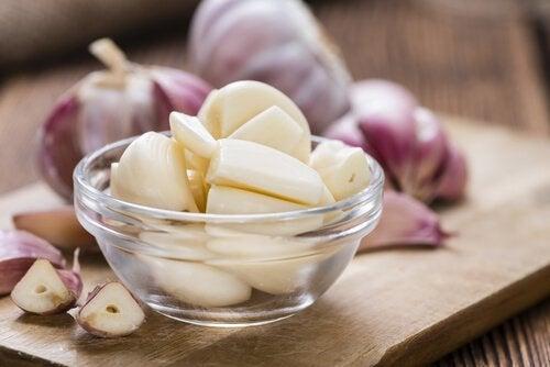 Acerca de los remedios con ajo para los hongos vaginales