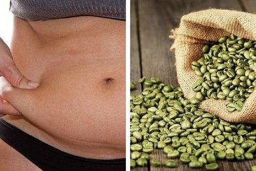 Café verde para reducir peso