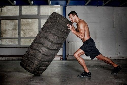 Rutina de ejercicios militares para los amantes del deporte