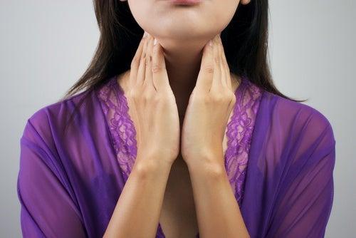 Señales de problemas de tiroides