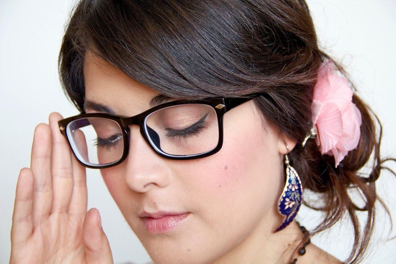 quitar las gafas