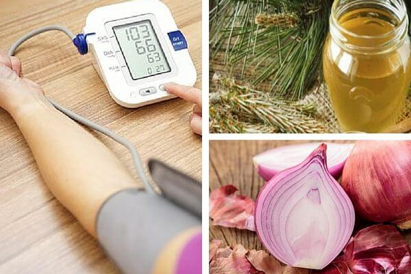 Remedio natural para regular la hipertensión