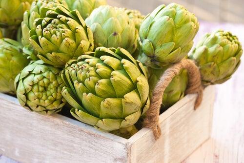 6 beneficios de la alcachofa para la salud