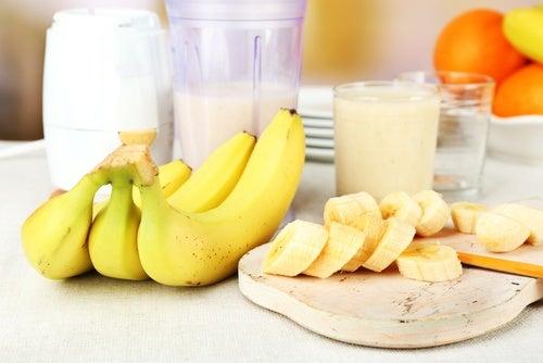 6 buenas razones que te harán consumir plátanos 7 días por semana