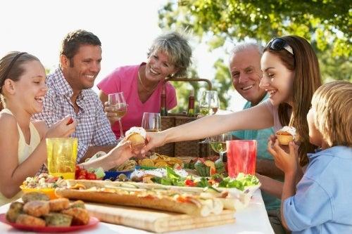 Hábitos que crean familias felices