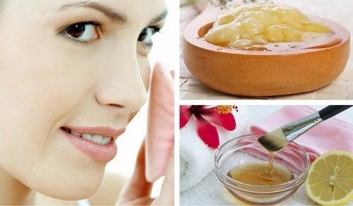 Piel más joven con estos 5 tratamientos naturales