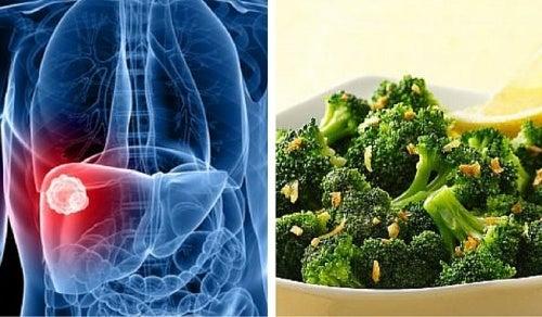 Brócoli: el vegetal para prevenir el cáncer hepático