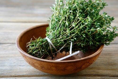 Beneficios y propiedades del tomillo para nuestra salud