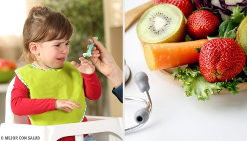 ¿Qué es el síndrome de alimentación selectiva?