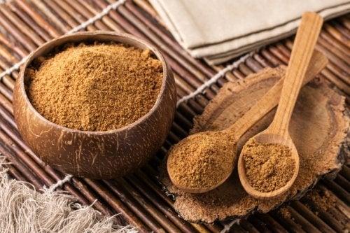 ¿Conoces los beneficios del azúcar de coco?