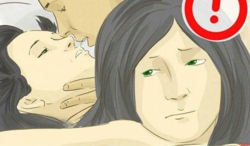 6 problemas femeninos que impiden tener relaciones sexuales placenteras