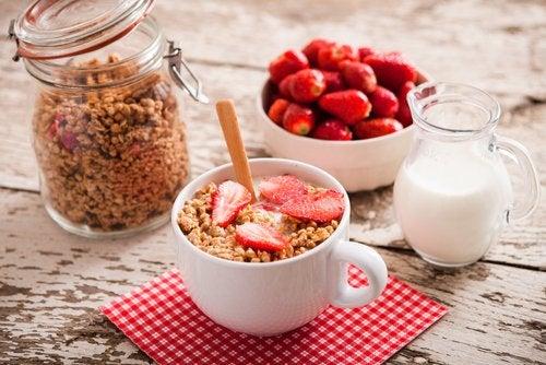 Desayunos para depurar el organismo después de una cena pesada