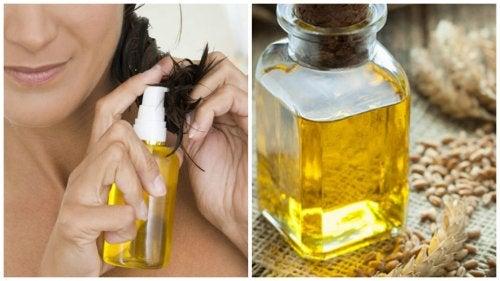 6 beneficios del aceite de germen de trigo para tu cabello