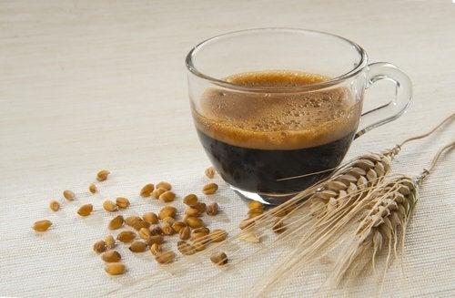 Descubre cómo usar la cebada tostada como reemplazo del café