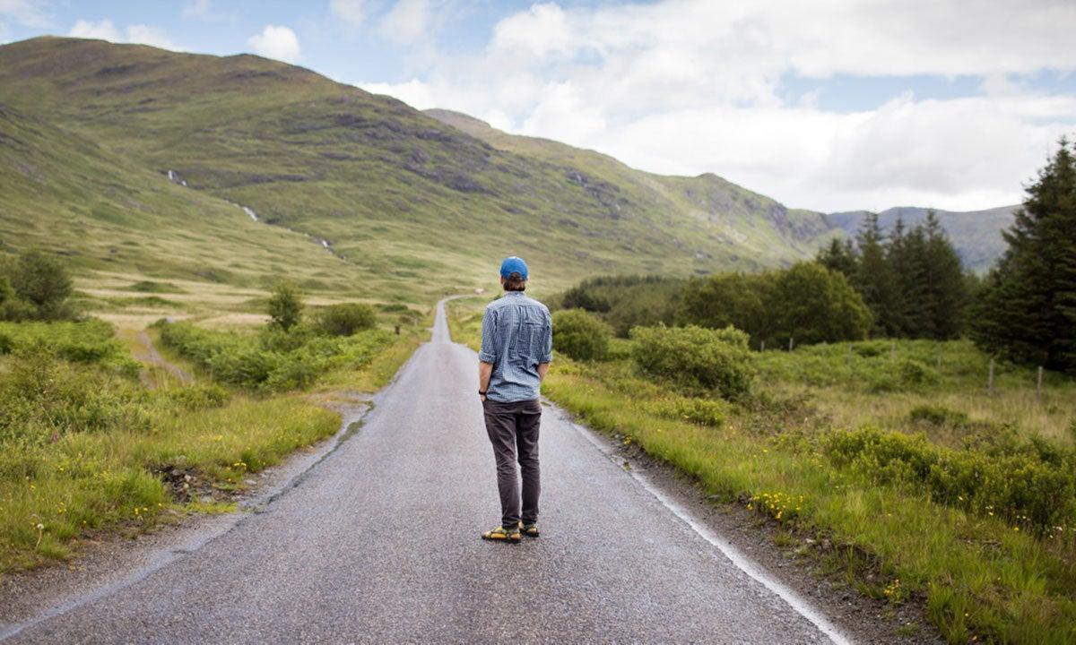 encontrar un camino